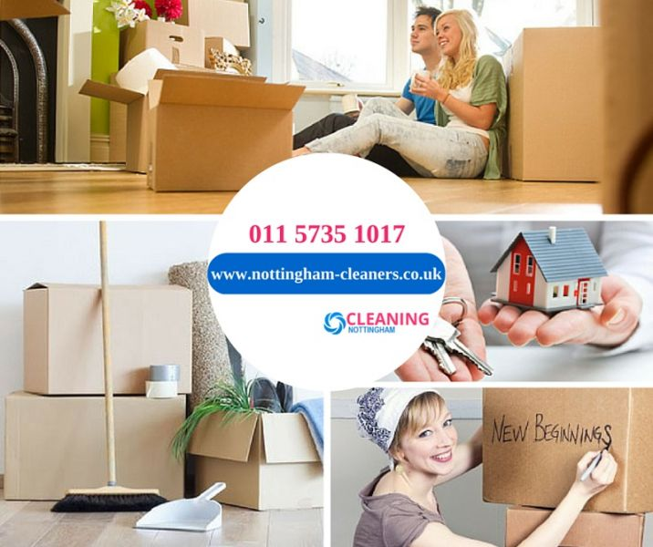 Move out cleaning offers in Nottingham