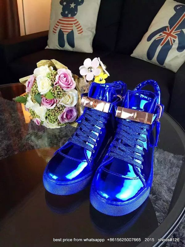 Balenciaga 2015 New man shoes(wholesale best price whatsapp: +8618617338303)