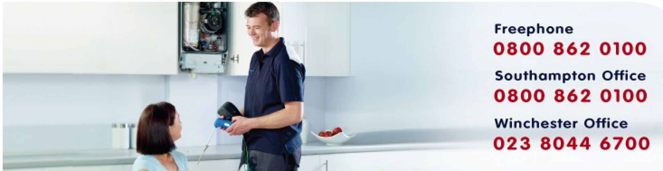 Urgent General Plumbing Services in Southampton