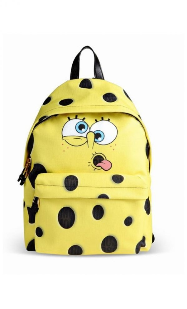 Moschino Spongebob Nylon Backpack