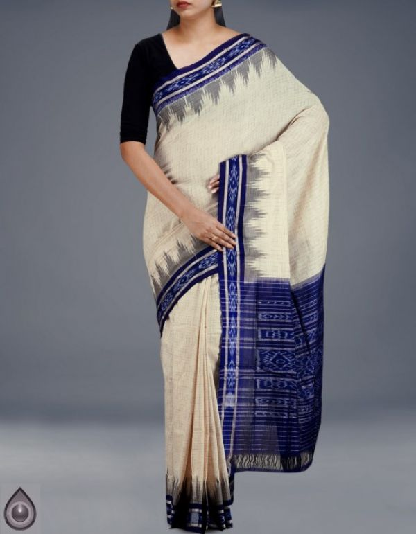 Online shopping for awesome pure handloom sambalpuri cotton sarees by unnatisilks