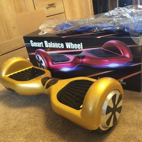 'Mini-Segway', 'Hoverboard' at www.scootersandsegways.com