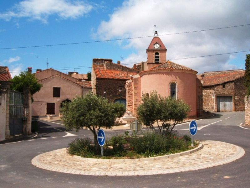 Self-catering village house in Languedoc, South of France /sleeps 8