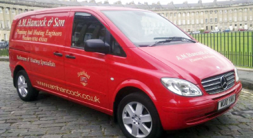 Emergency Worcester Heating Services in Bath – AM Hancock & Son