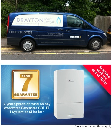 Drayton Boiler Services offer All Types of Boiler Services in Slough
