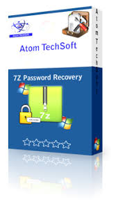 Crack 7z Password & Unlock 7z File By Atom TechSoft 7z password Unlocker Tool