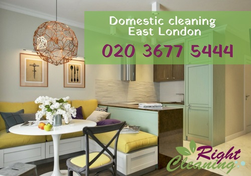 Reliable domestic cleaning East London