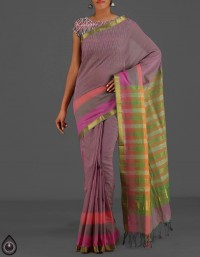 Online shopping for pure handloom mangalagiri cotton sarees collection by unnatisilks