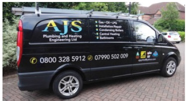 Call AJS Plumbing & Heating for Fast Installation of New Boilers in Widnes UK