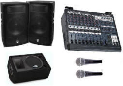 pa system for hire!