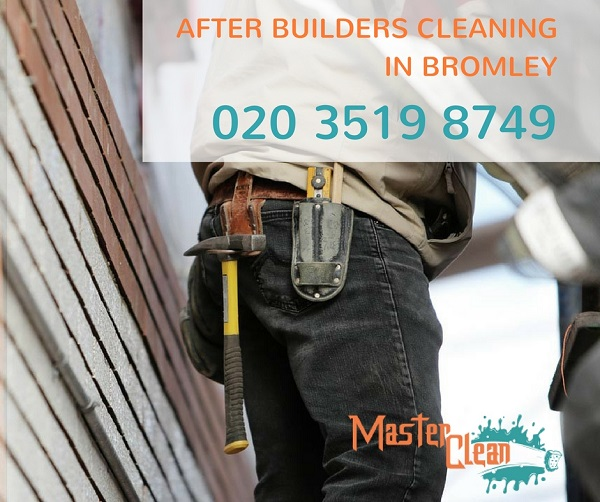 Post-construction cleaning Bromley
