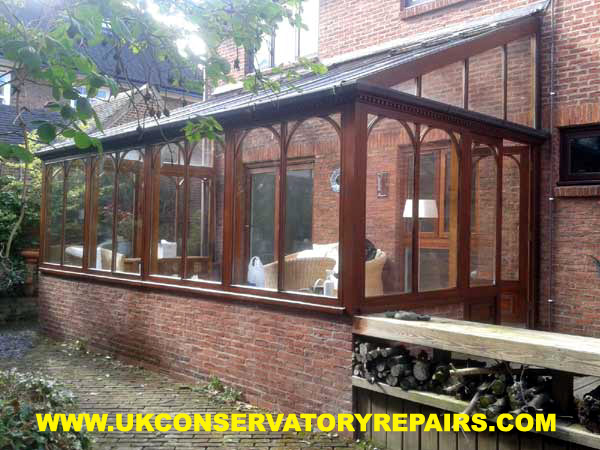 Leaking conservatory roof repairs in Tyne and Wear