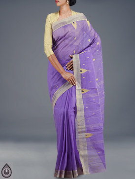 Online shopping for pure handloom bengal cotton tant sarees by unnatisilks