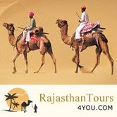 It's the Royal voyage to Rajasthan