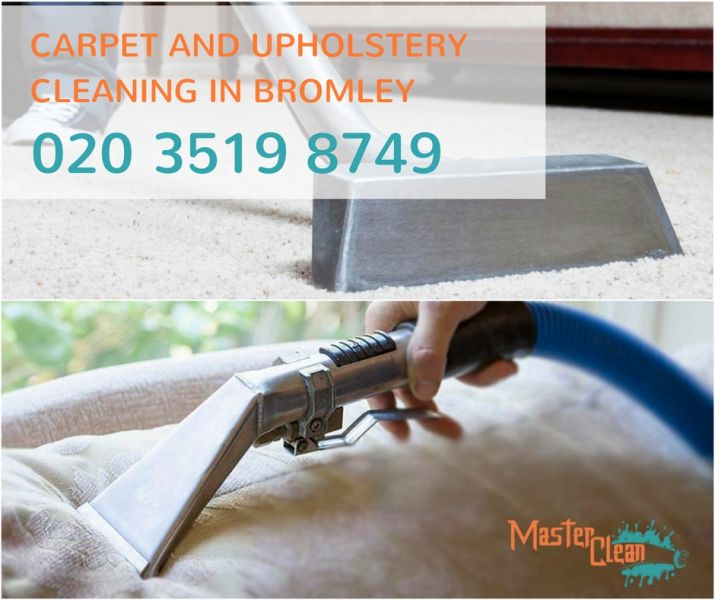 Carpet and upholstery cleaning Bromley