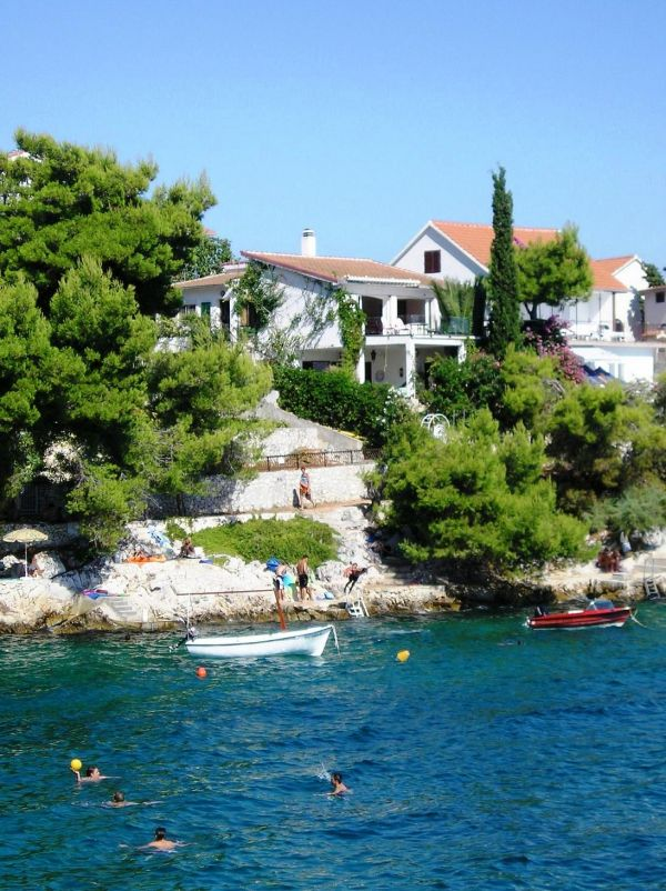 Panorama Apartments in Croatia 50m from the sea