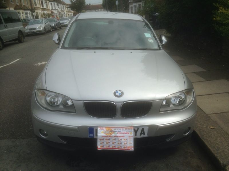 BMW 116, Reg 2006, 1.6L, 5 doors hatch back, very low mileage, 6 months MOT Road Tax