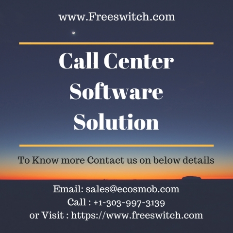 Open Source Call Center Software To Enhace Industry Verticles