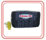 Sauna Fit Magnetic Belt,Sauna Vibrating Belt,Original Sauna Slim Belt,Sauna Slimming Belt