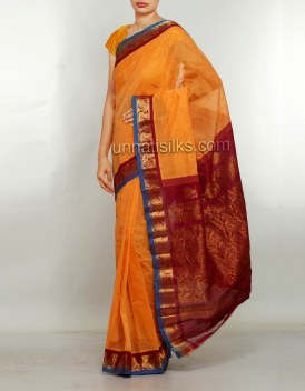 Online shopping for pure gadwal cotton sarees by unnatisilks