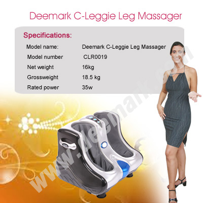 Foot & Leg Massager Deemark C Leggie Call 09312194637