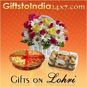 Celebrate Lohri with wonderful gifts
