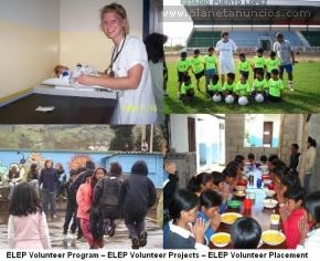 Volunteer South America, Volunteer Latin America | www.elep.org