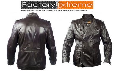 Motorcycle Jackets For Men - FactoryExtreme
