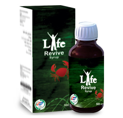 Life Revive is typicalAnti-cancer syrup which helps in maintaining body strength and curing cancer c
