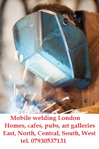 Mobile welding London. T. 07930537131 East London, North London, Central London