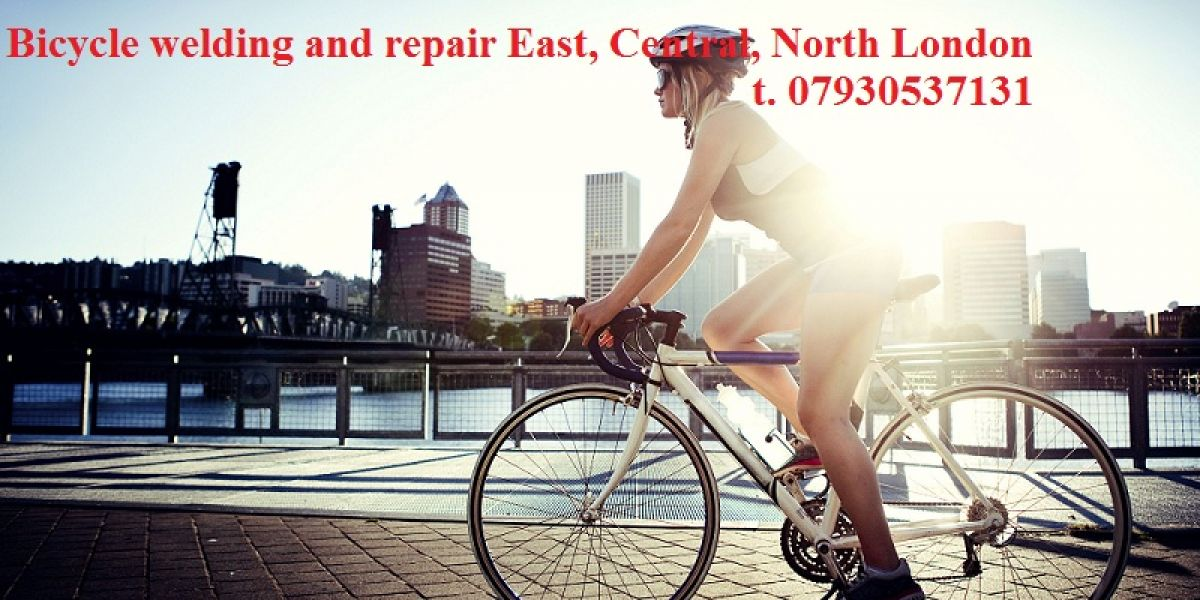 Mobile Bicycle welding Aluminium / Steel / Stainless Steel, repair at your home. 07930537131 London