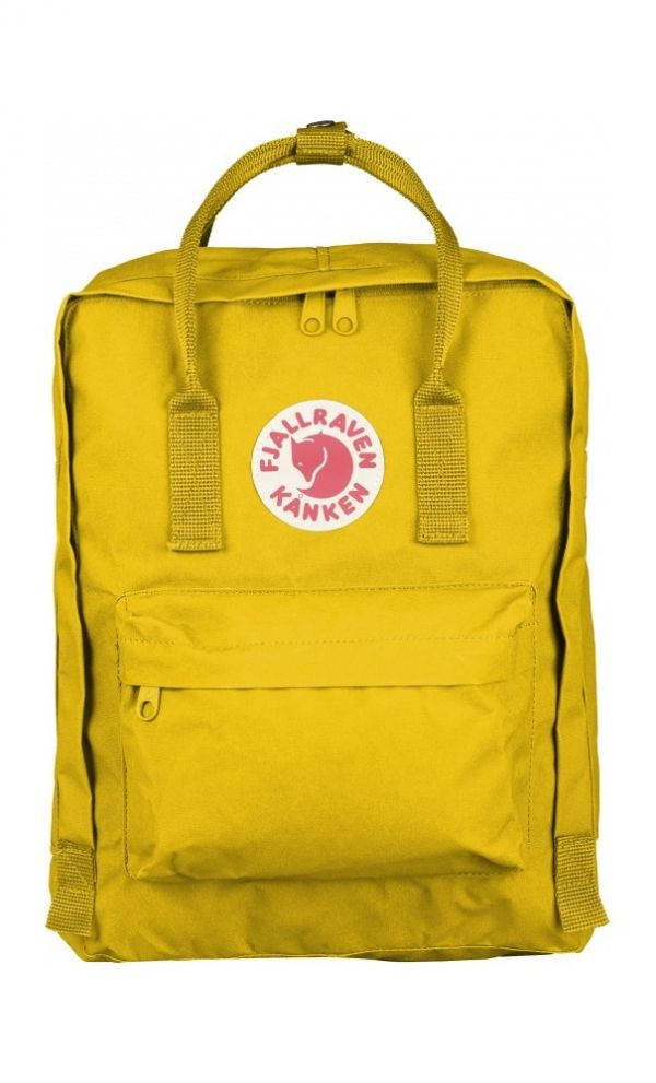 Fjallraven Kånken Classic Backpack Warm Yellow