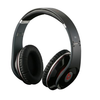 Beats By Dr .Dre Studio Limited Edition Dull Headphones from Monster Gold